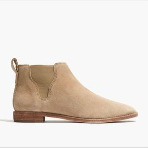 Madewell Bryce Chelsea bootie